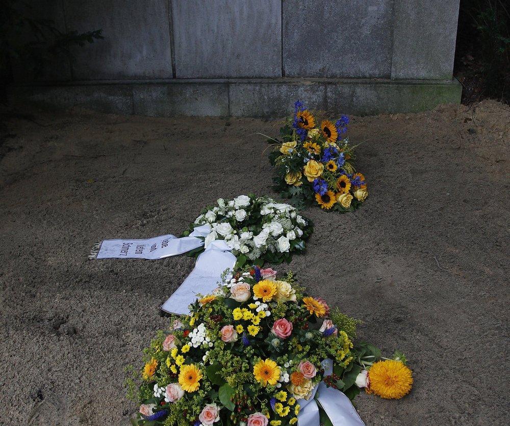 Loriot wurde in Berlin beigesetzt