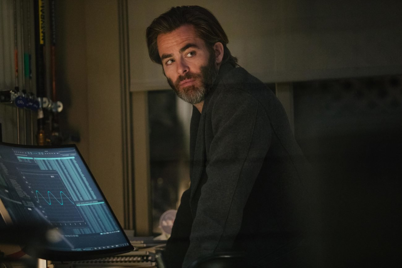 Chris Pine als Dr. Alex Murry