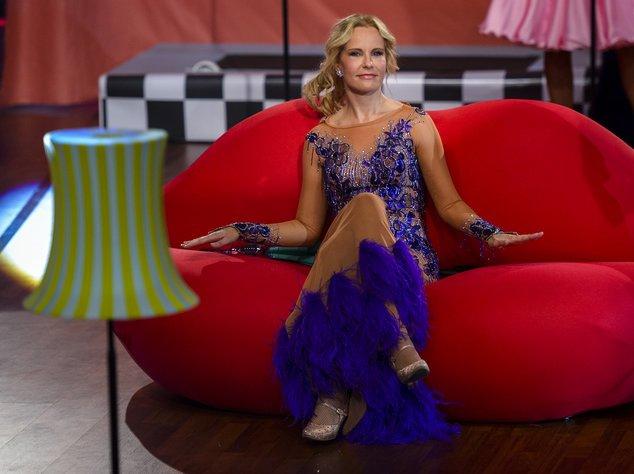 Let´s Dance: Kandidatin Katja Burkard