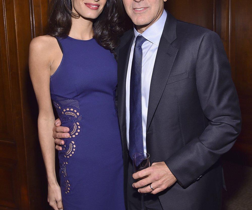 George Clooney: Seine Frau wird dünner und dünner