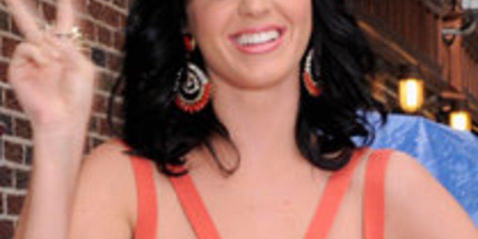 Katy Perry will keine Nacktfotos!