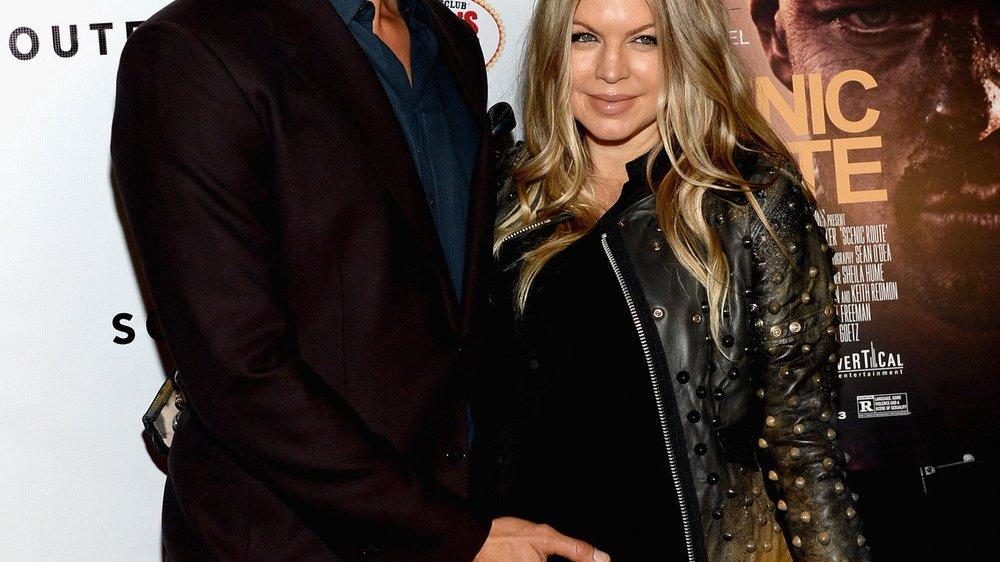 Fergie und Josh Duhamel zeigen ihren Sohn