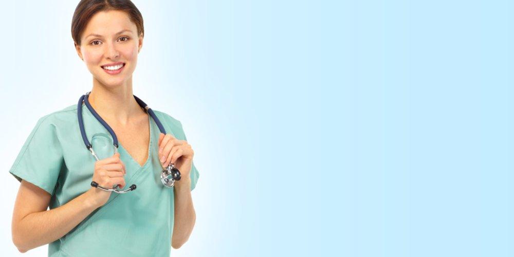 Attraktive Frauenberufe - Krankenschwester