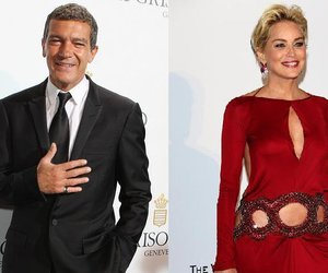 Antonio Banderas: Was läuft mit Sharon Stone?