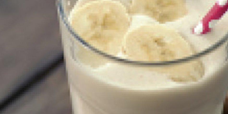 Bananen Milchshake mit VERPOORTEN ORIGINAL Eierlikör