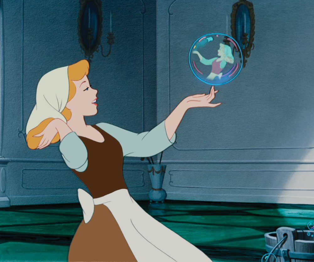 Was würde Cinderella heute machen?