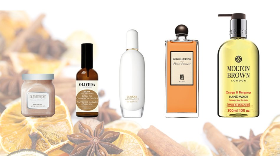 Laura Mercier, Oliveda, Clinique, Serge Lutens, Molton Brown