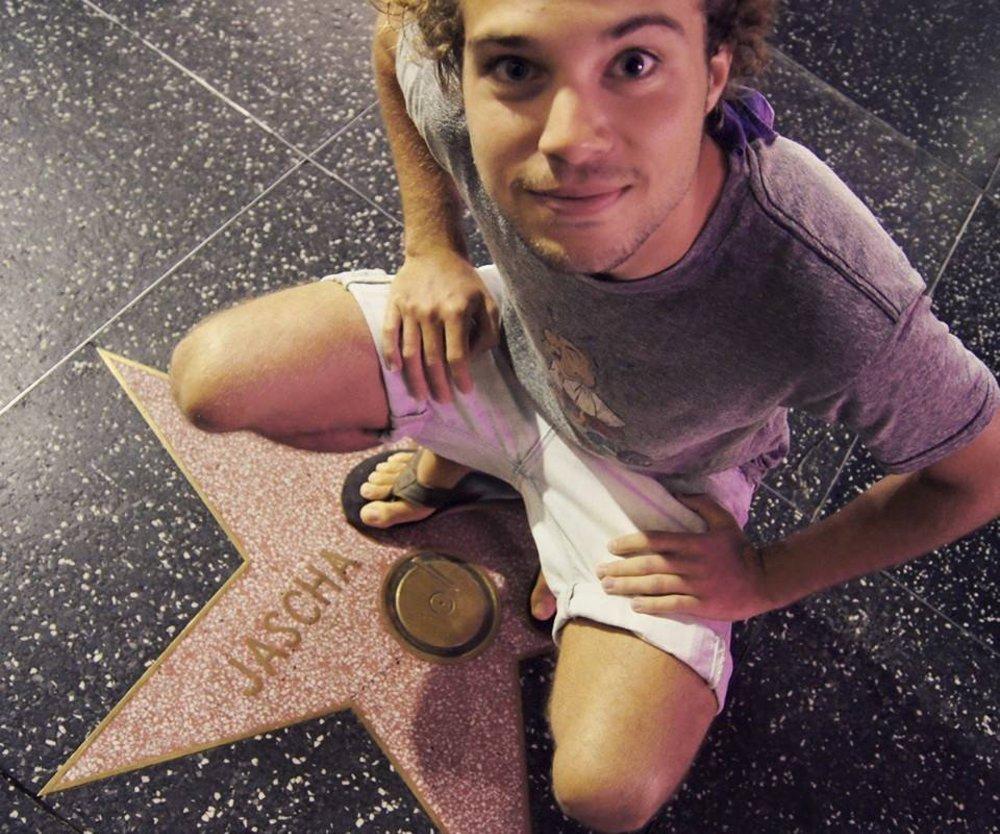 GZSZ-Star auf dem Walk of Fame geehrt?