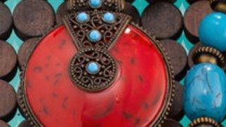 Die schönsten Halsketten 2009