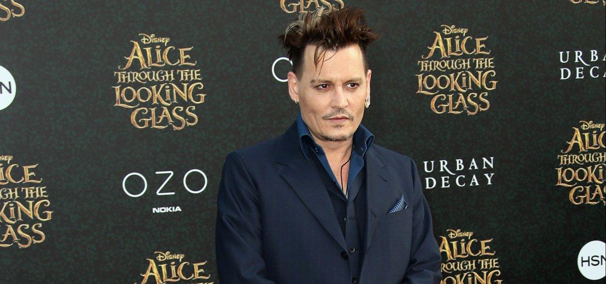 Johnny Depp ist der größte Fan seiner Tochter Lilly-Rose