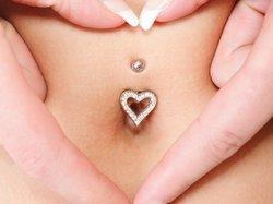 Piercing in der Schwangerschaft