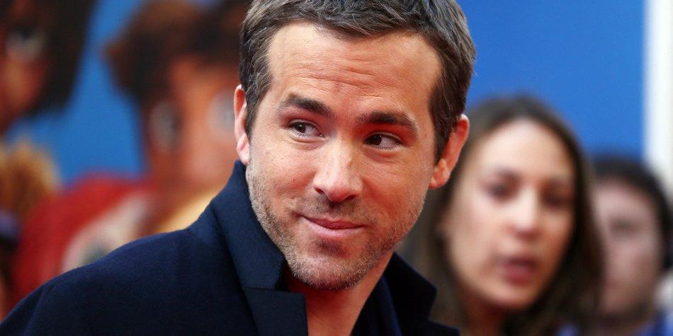 Ryan Reynolds: Schaut er zu viel Fernsehen?