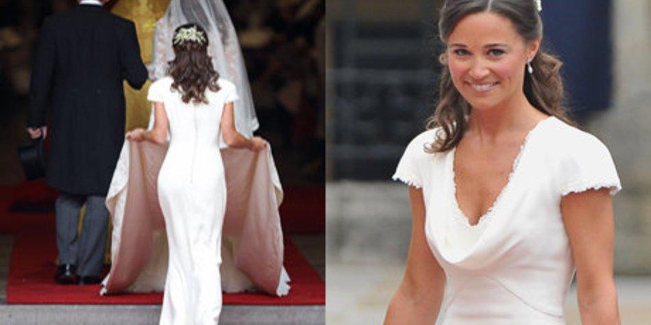 Pippa Middleton: Kleid zum Verkauf