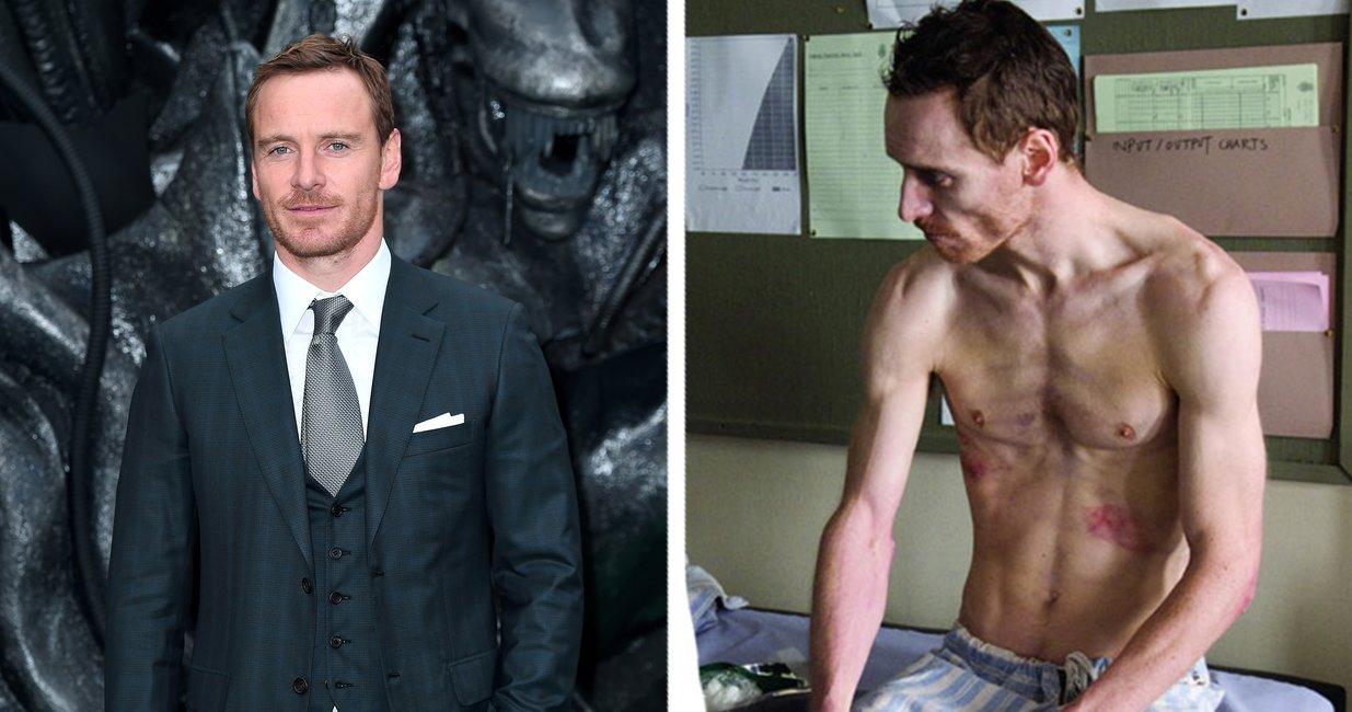 Matthew McConaughey Dallas Käufer Club Gewichtsverlust