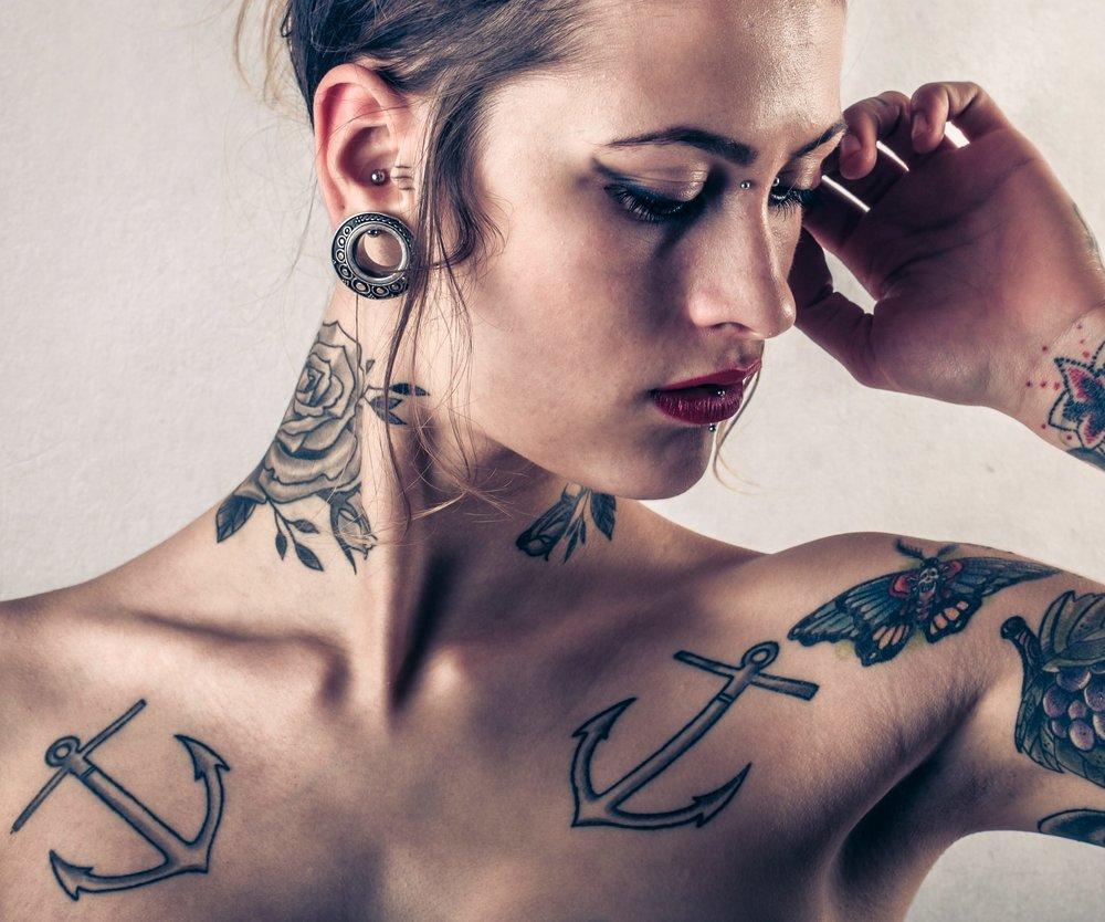 Anker-Tattoos
