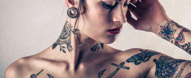 Anker Tattoo Bedeutung Und Hintergrund Desired De