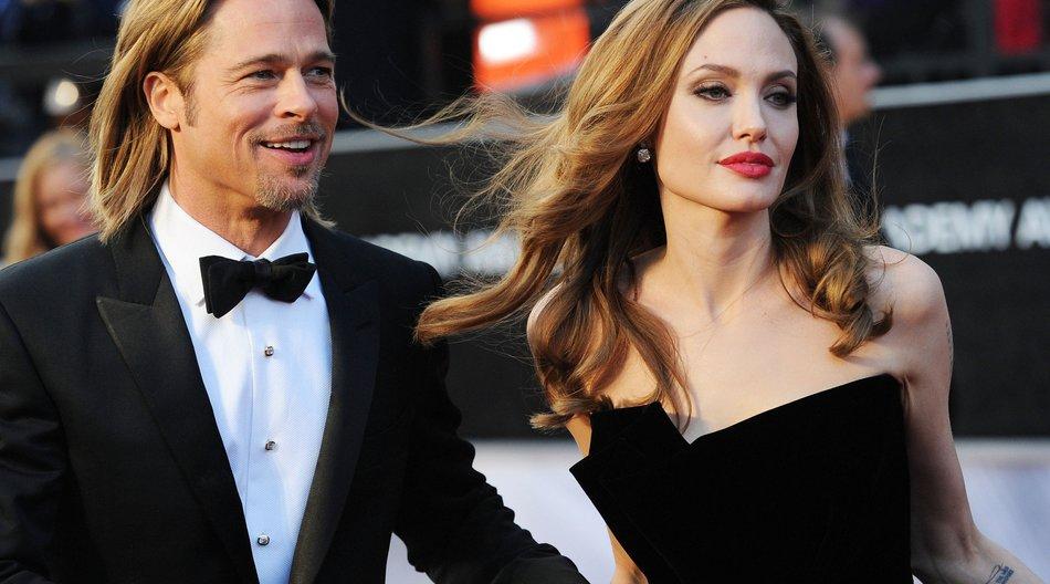 Brad Pitt & Angelina Jolie: Märchenhochzeit im Schloss?