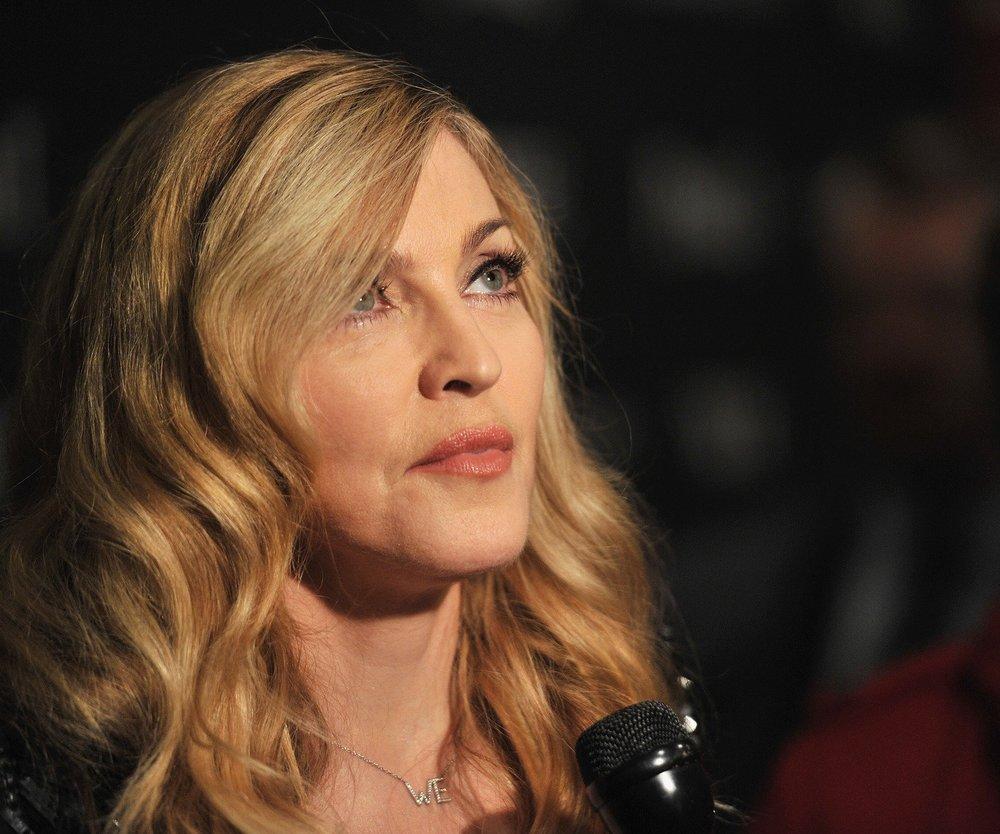 Madonna fühlte sich einsam