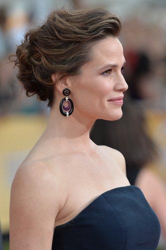 Jennifer Garner: Edle Hochsteckfrisur