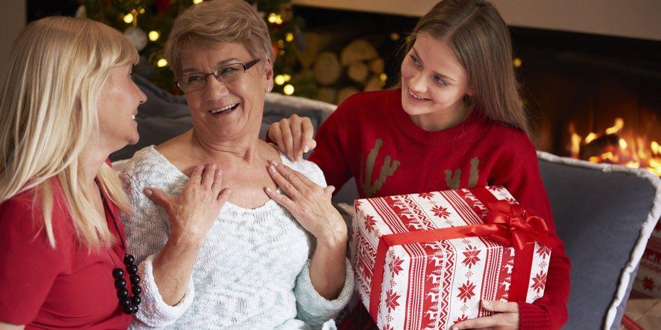 Weihnachtsgeschenk für Mama