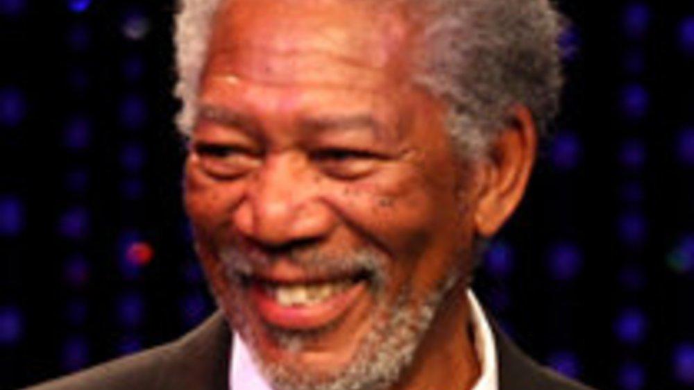 Morgan Freeman: Noch immer Probleme mit den Nerven