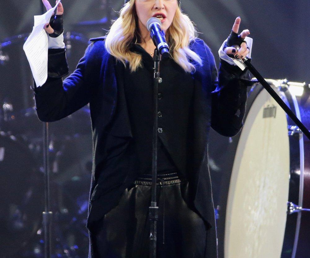 Madonna setzt ein klares politisches Zeichen