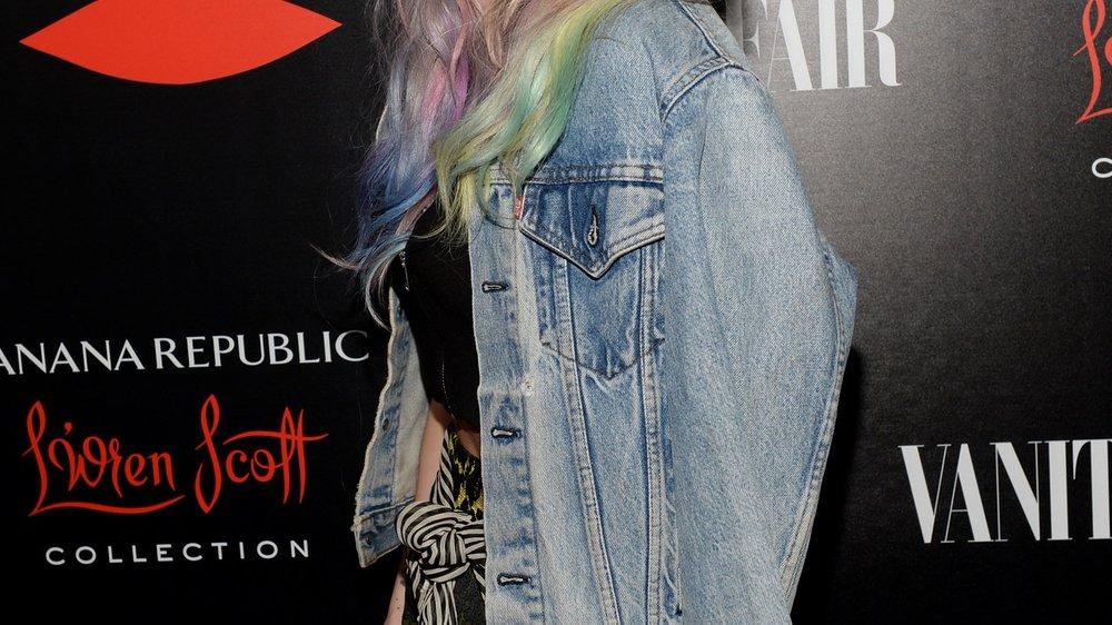 Kesha ändert ihren Namen