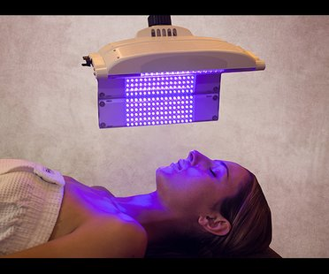 LED-Licht-Treatment