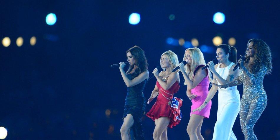 Spice Girls: Kein Comeback