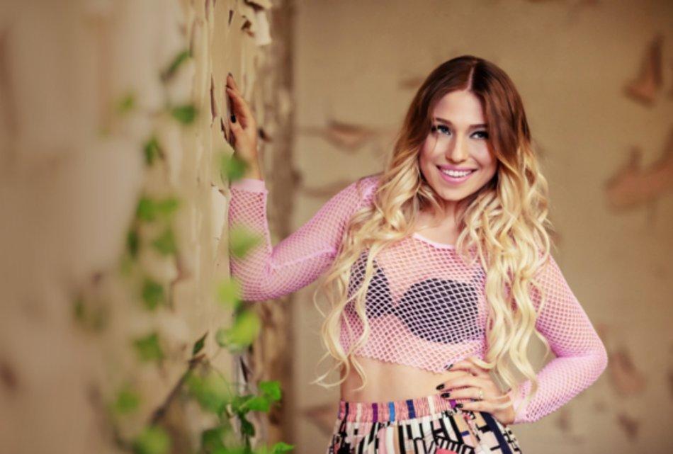 Bibi Heinicke hat ihren ersten Song veröffentlicht