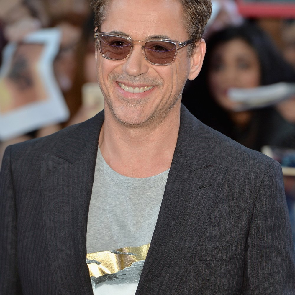 Robert Downey Jr. reist mit seinen Möbeln