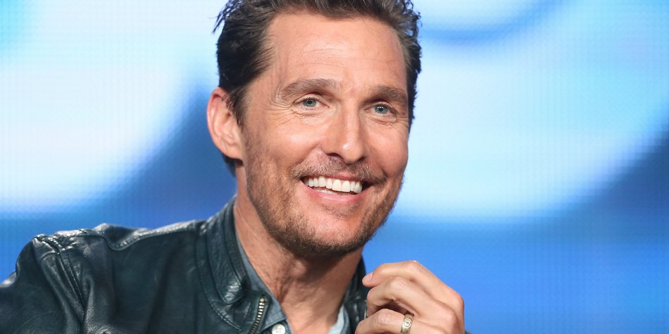 Matthew McConaughey gilt jetzt als Oscar-Anwärter