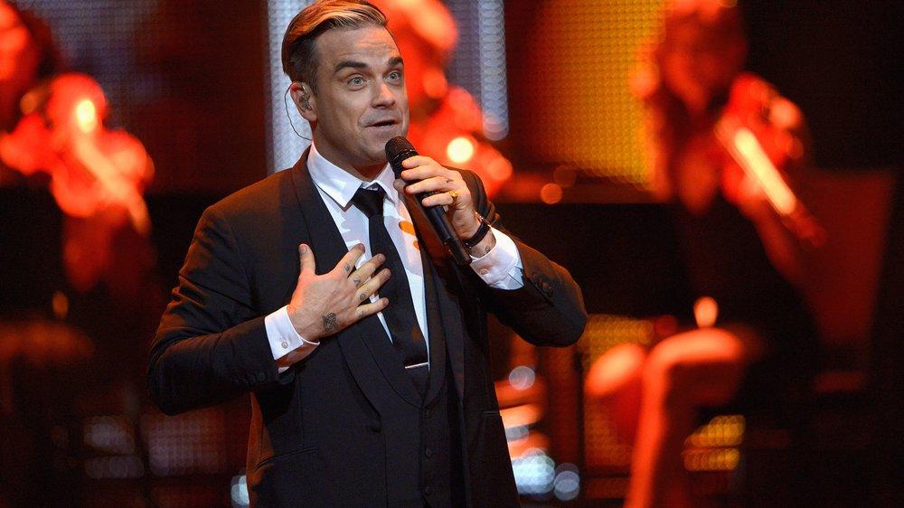 Robbie Williams plant für 2015 eine Tournee
