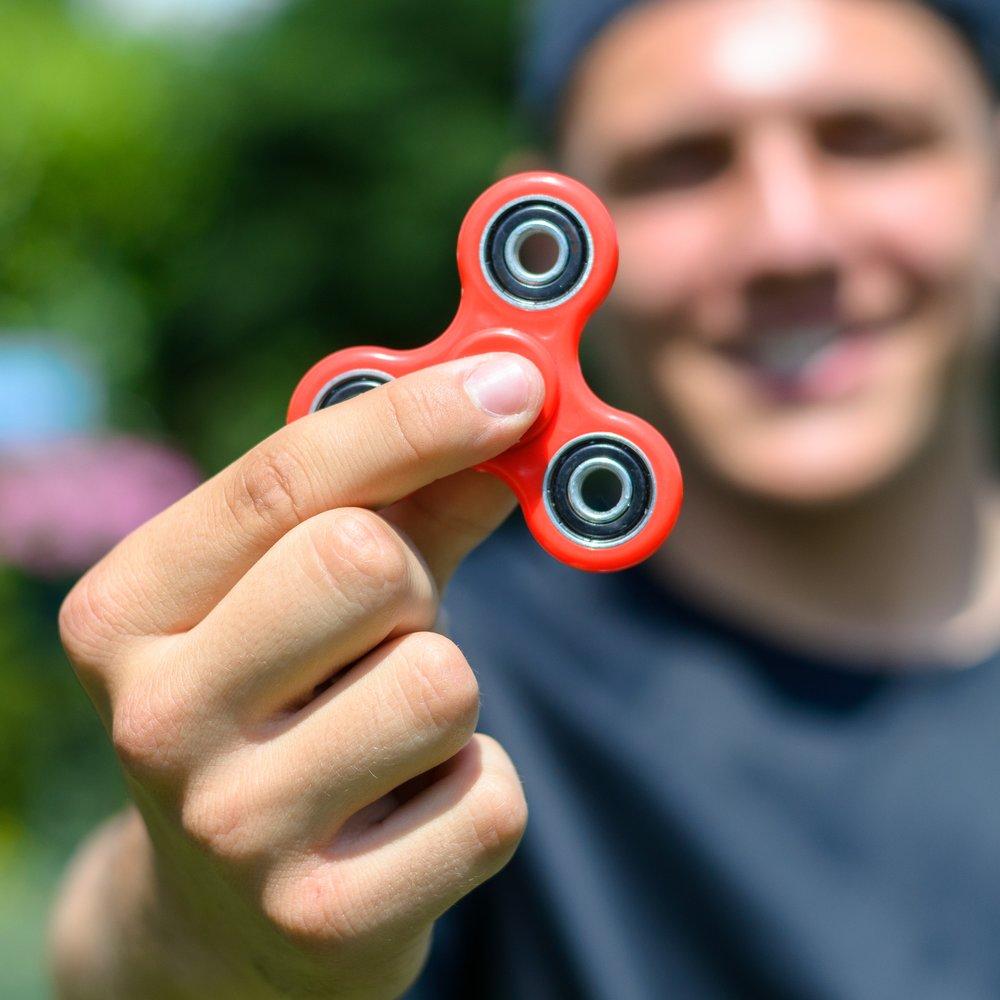 Fidget Spinner: Neues Beauty-Produkt