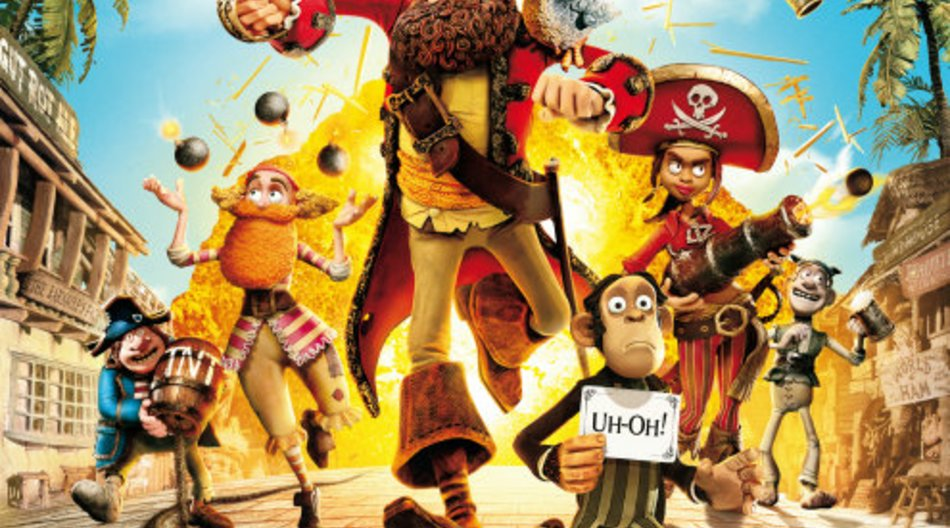 """""""Die Piraten"""" für die ganze Familie"""