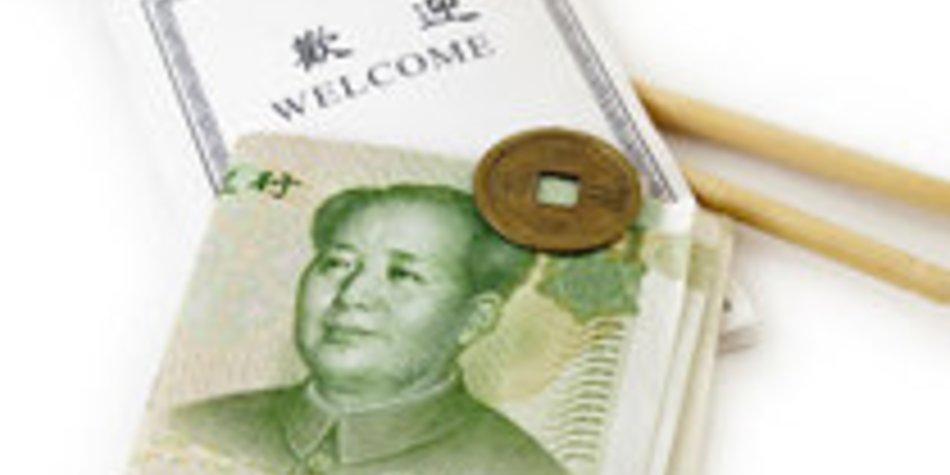 Bewerben in China