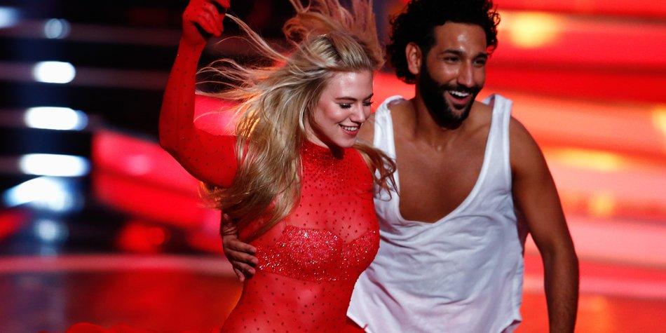 Let's Dance: Larissa Marolt begeistert Zuschauer