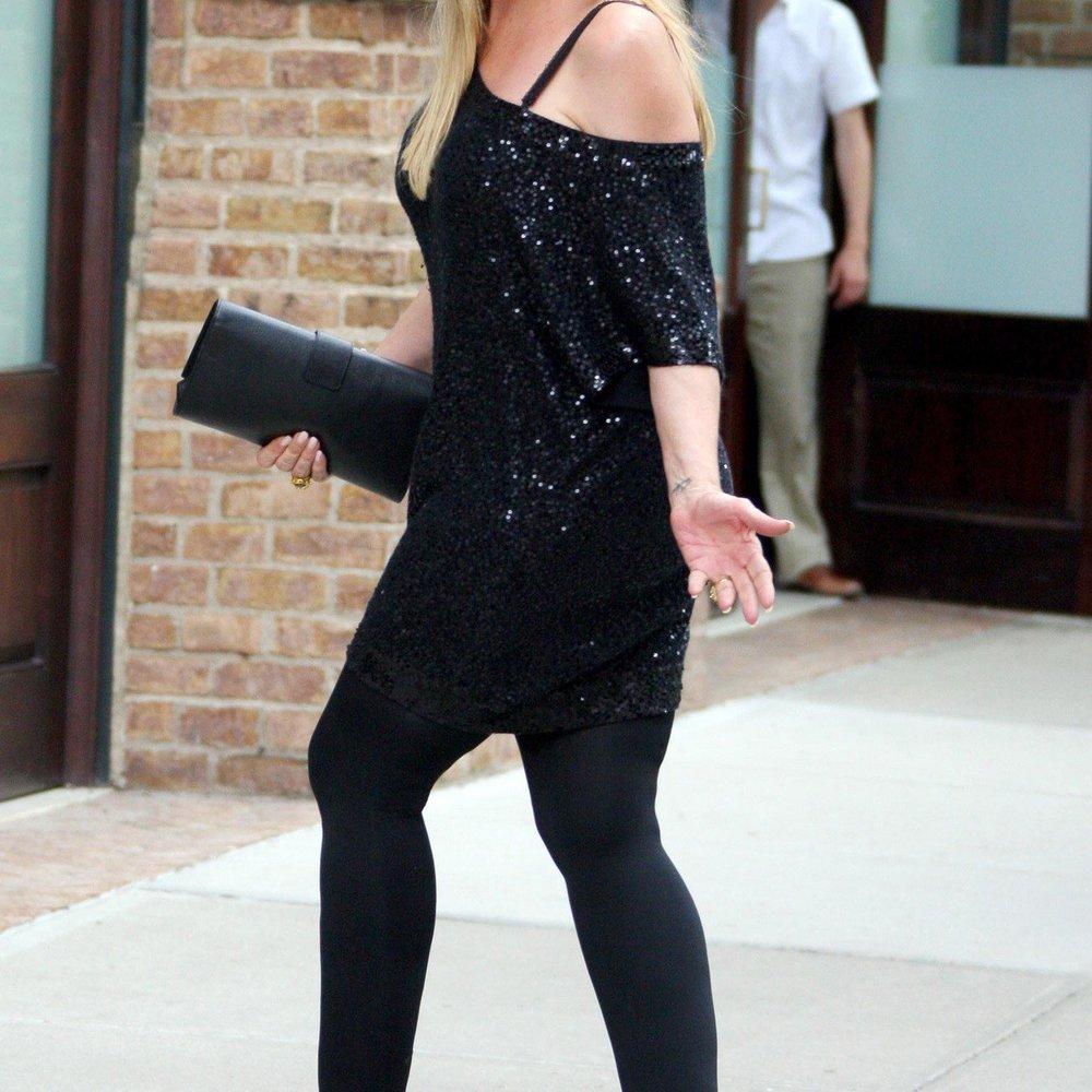 Kirstie Alley tanzt sich schlank