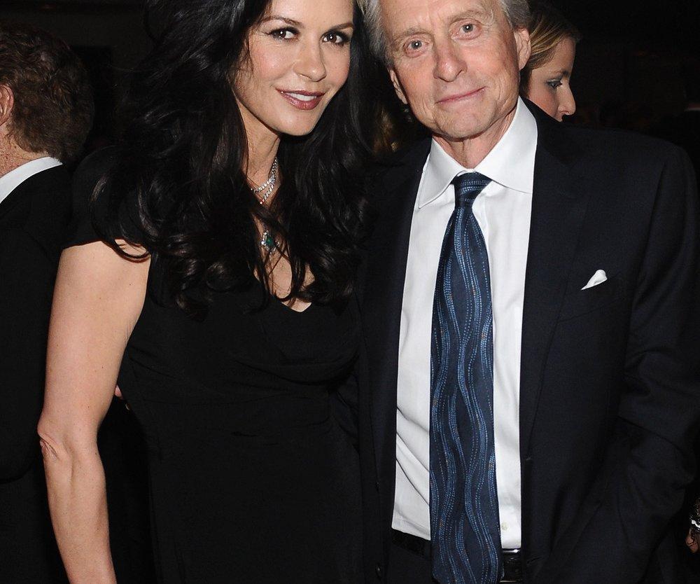 Michael Douglas und Catherine Zeta-Jones kämpfen für ihre Ehe