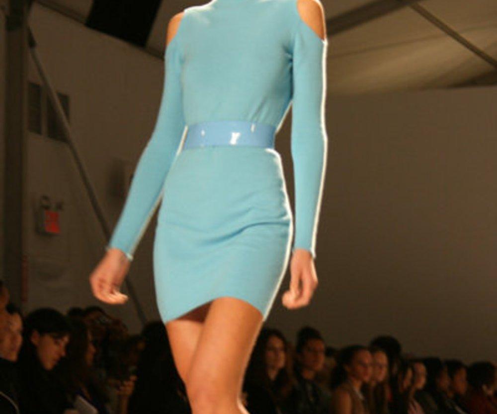 Allude präsentiert die neue Kollektion auf der Fashion Week New York