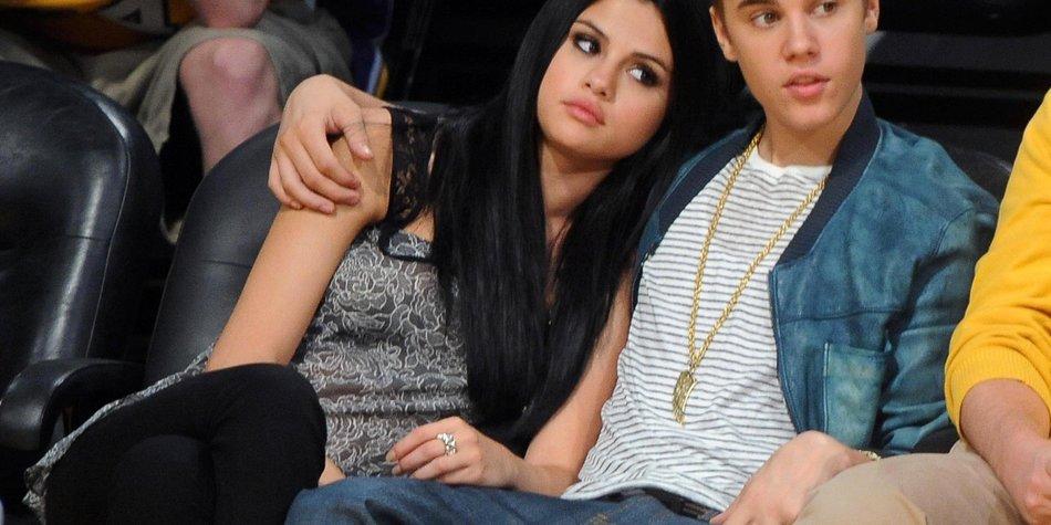 Justin Bieber und Selena Gomez: Wieder getrennt?