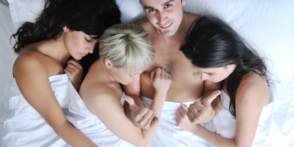 Eine App will Verabredungen zum Gruppensex erleichtern.
