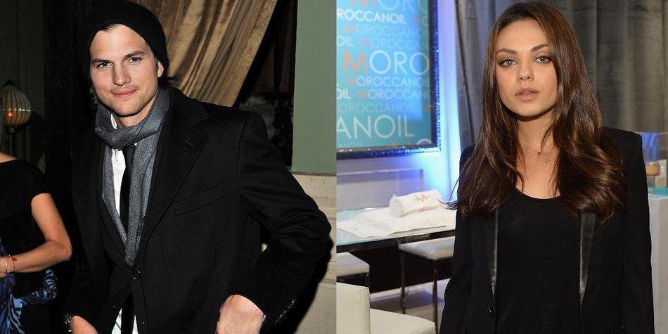 Ashton Kutcher und Mila Kunis: Hochzeit im Kensington Palace?