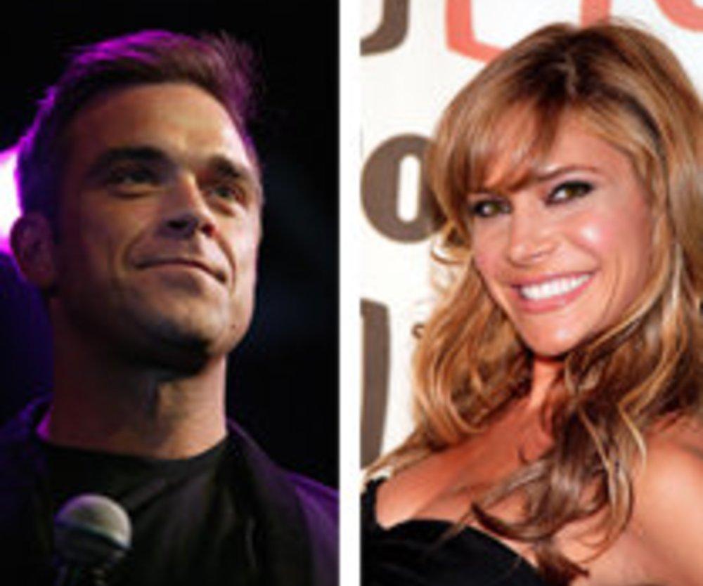 Robbie Williams: Glücklicher Ehemann