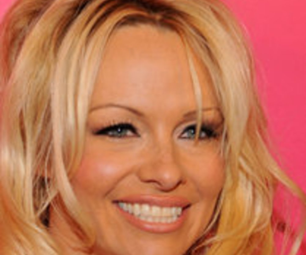 Pamela Anderson: Ferienhaus in England