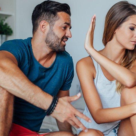 Lust auf Sex vergeht