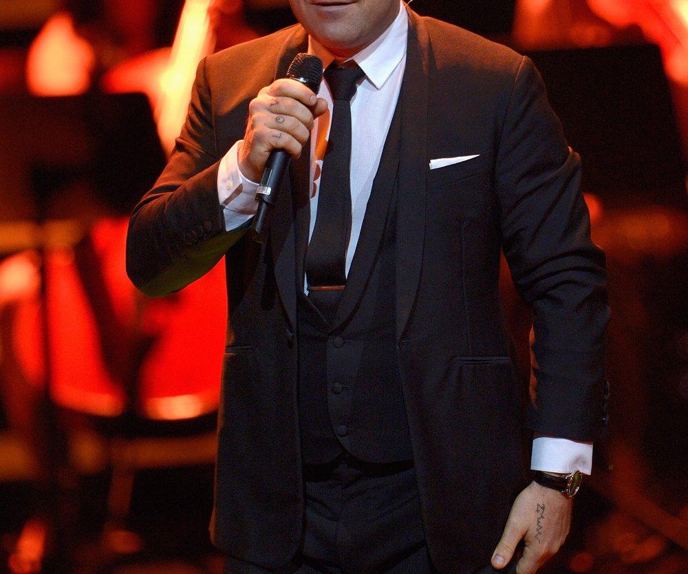 Robbie Williams verletzt einen Fan