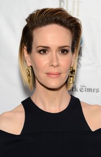 Sarah Paulson: Voluminöser Sleek Look