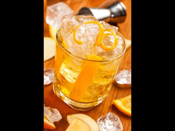 Kürbis-Cocktail