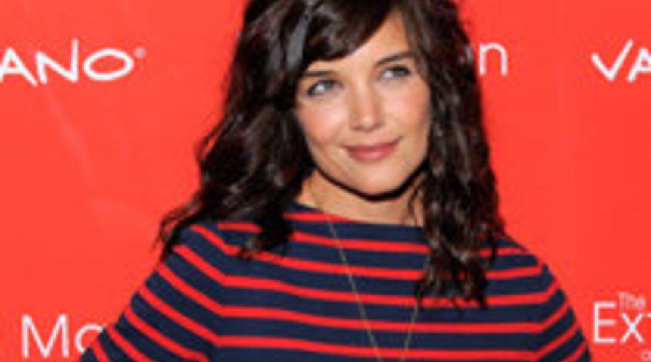 Katie Holmes: Besessen vom Tom Cruise